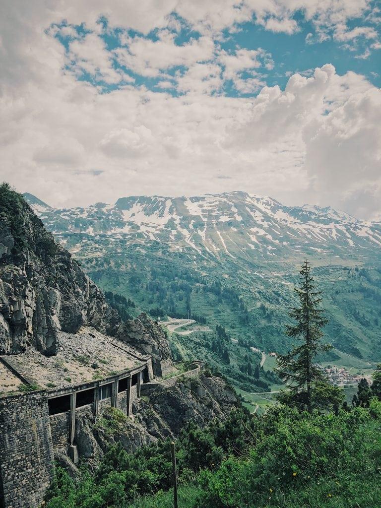 Stuben am Arlberg Wanderei