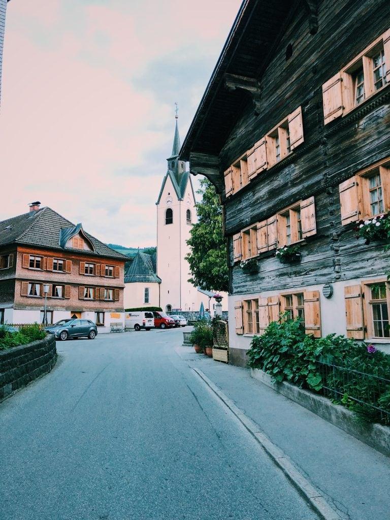 Schwarzenberg Wanderei