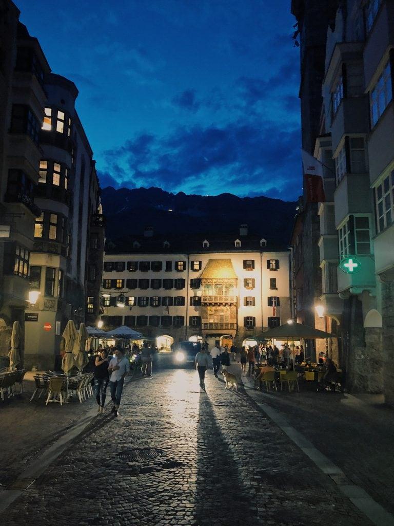 Innsbruck Wanderei