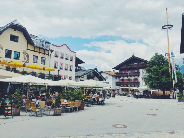 St Johann in Tirol Wanderei