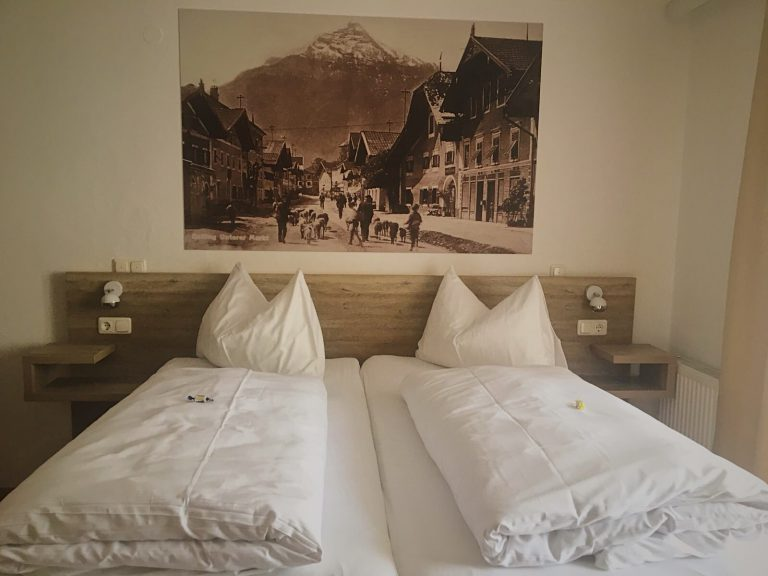 Hotel Adler Wanderei