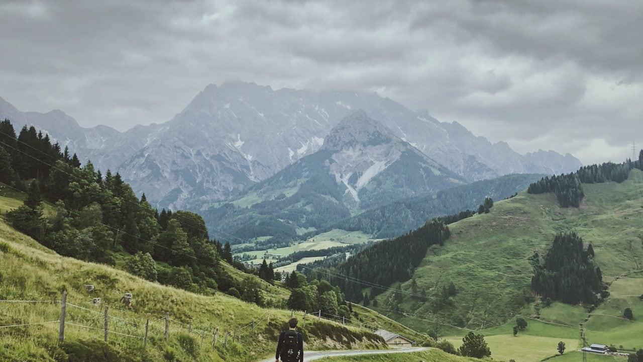 Wanderei Tag 22 Hinterthal