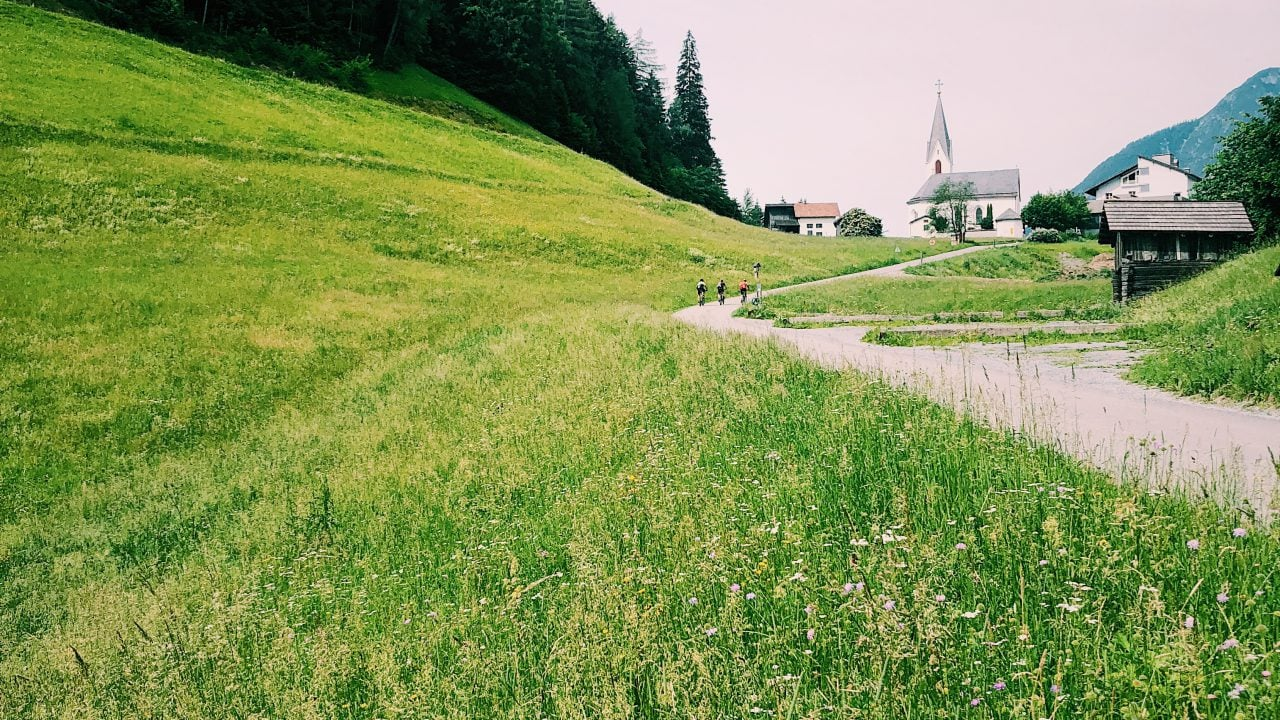 Kronburg Wanderei