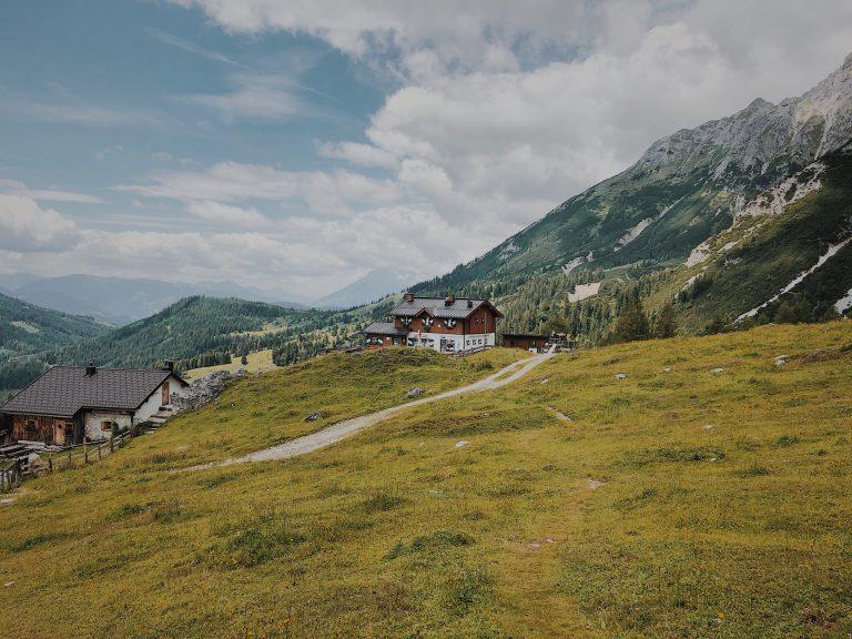 Erichhütte Hochkönig