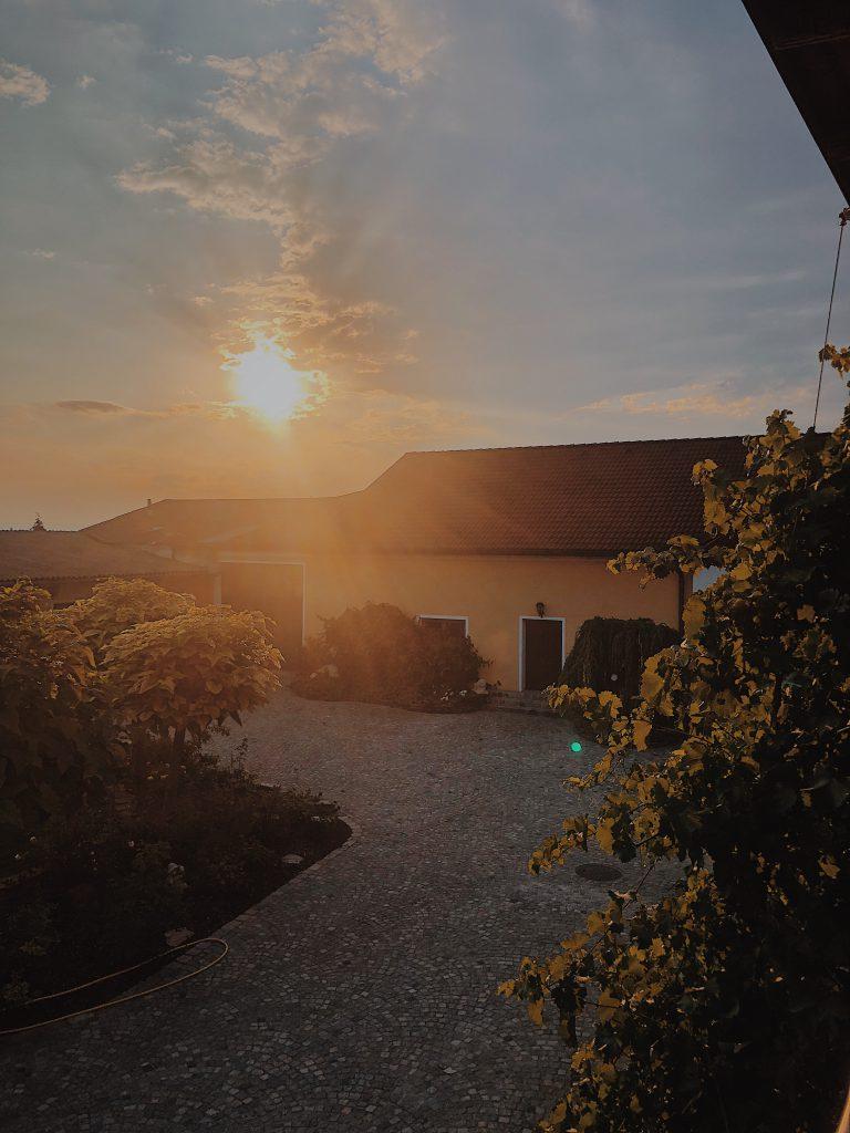 Weinhof Wanderei